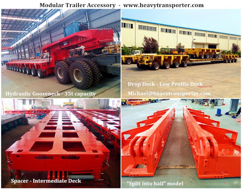 Modular Trailer Accessory - www.heavytransporter.com